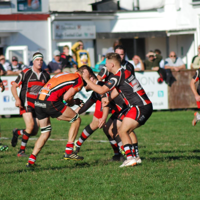 Teignmouth vs Lydney (Match Report)