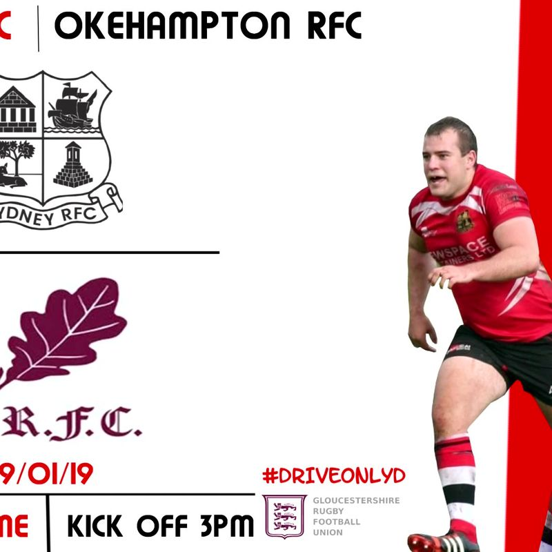 Lydney vs Okehampton RFC