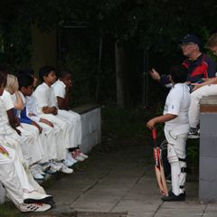 u11s v Winchmore Hill Cricket Club