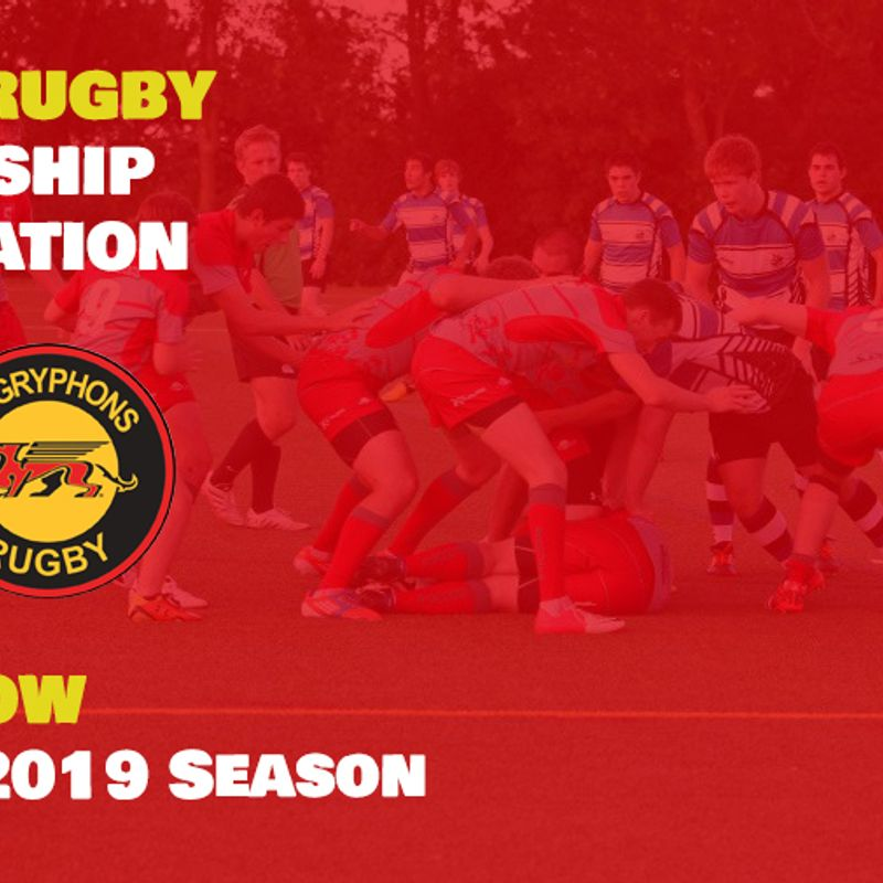 Register to Play Rugby in Summer '19!
