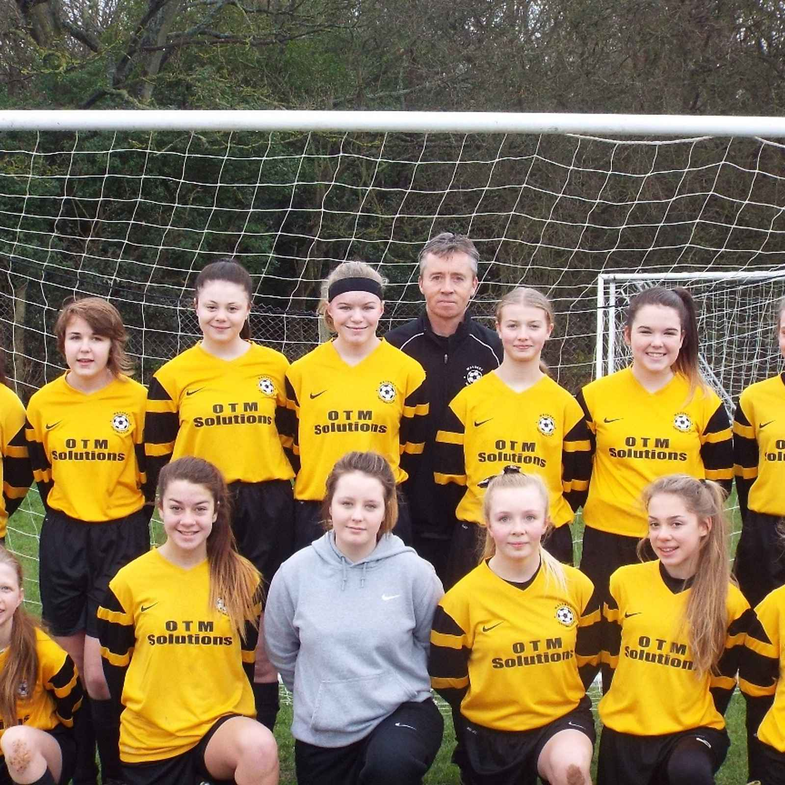 U13 Lionesses still on for the treble