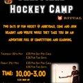 Junior Hockey Camp