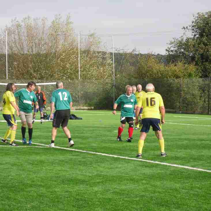 Walking Football - No Session 21st April