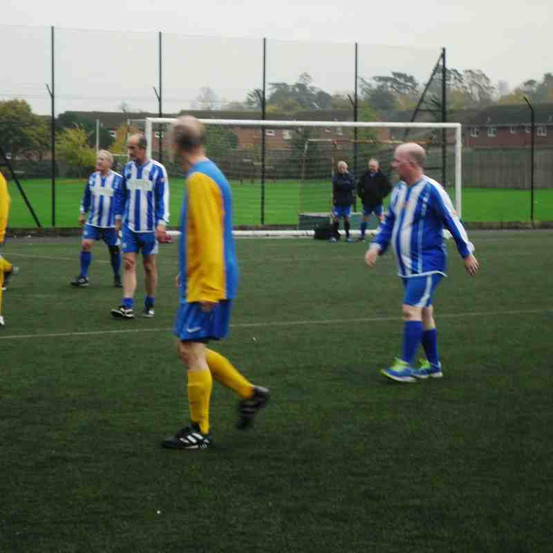 Walking Football Somerset FA Tournament