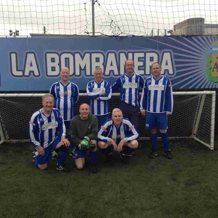 WALKING FOOTBALL - THE PEOPLE'S CUP