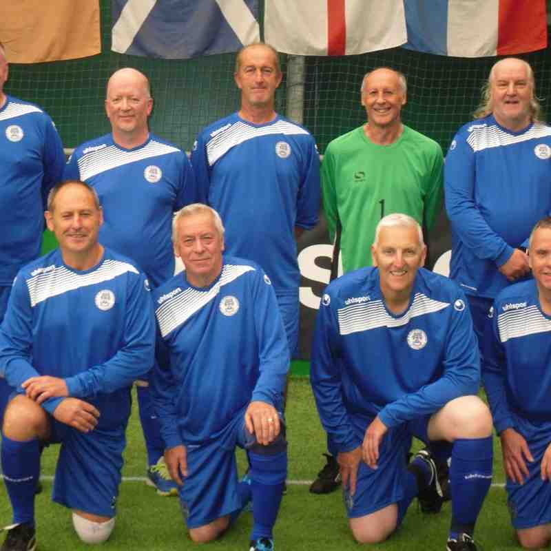 Walking Football National Tournament 2nd Round 25th Sept 2016