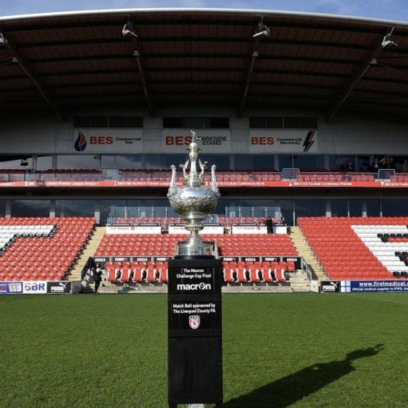 NWCFL Cup draws revealed