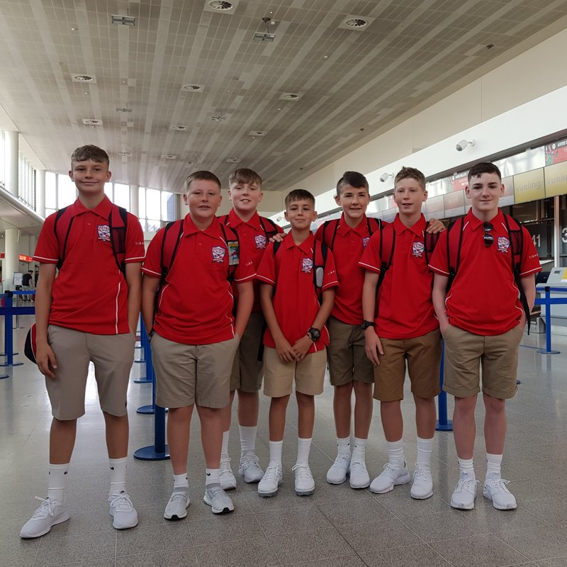 Stockport Boys off to Maryland with Stockport Metros