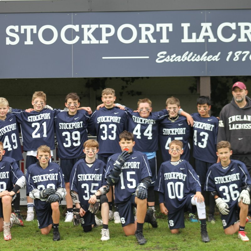 Stockport Lacrosse Club 7 - 7 Norbury