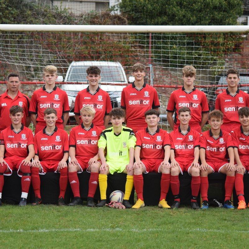 Winscombe U-18 vs. Chard Town FC