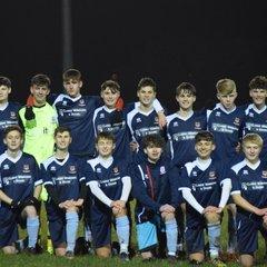 Chard Town U18 vs Frome Town U18's