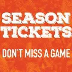 Season Tickets Now Available