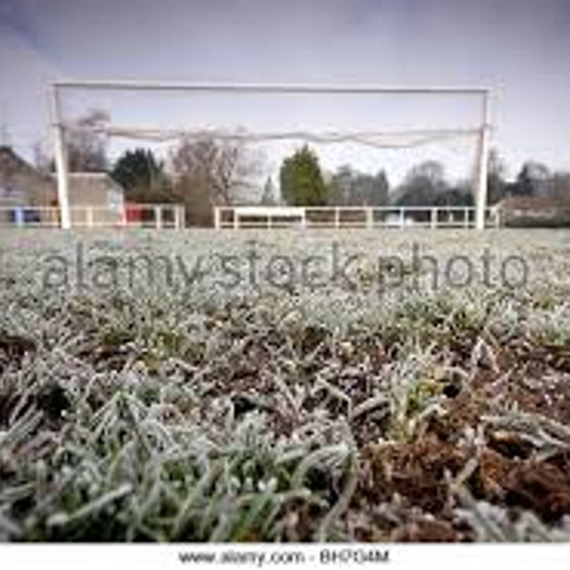 Wroxham - Pitch Inspection