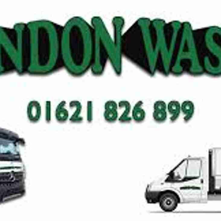 Sponsor - Sandon Waste