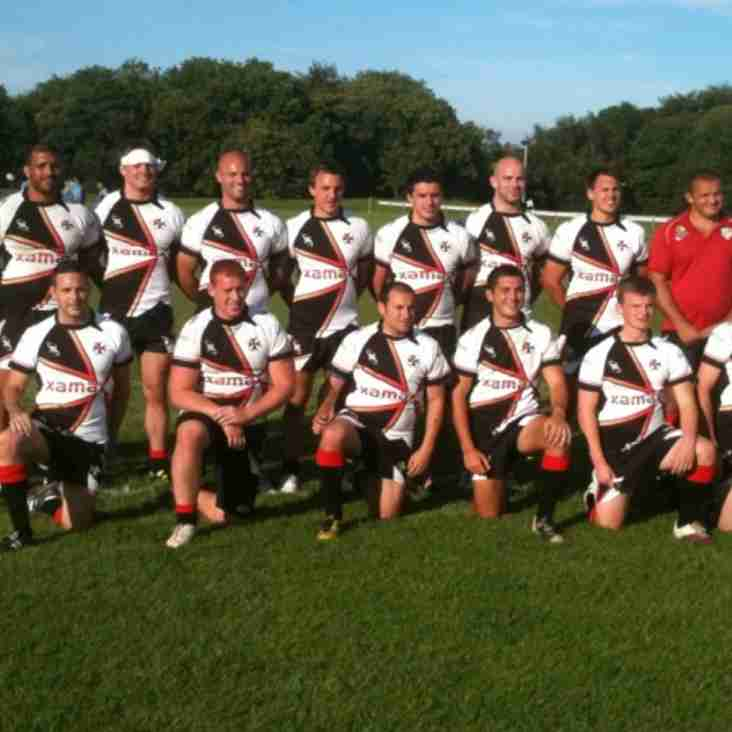 Exiles finish 3rd in Unofficial World Cup