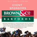 Race Night Sponsors