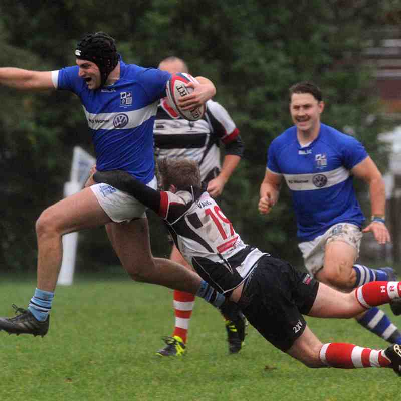 Mitres v Harpenden (H) Dec2018