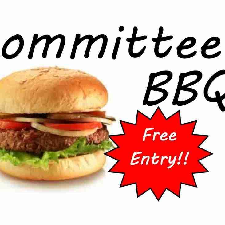 YHC Committee BBQ