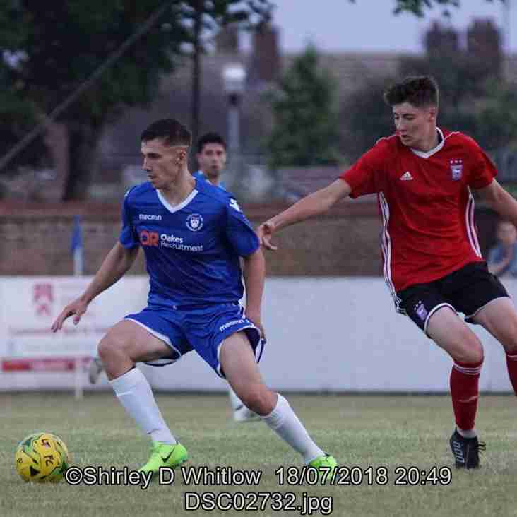 Trawlerboys sign exciting attacker