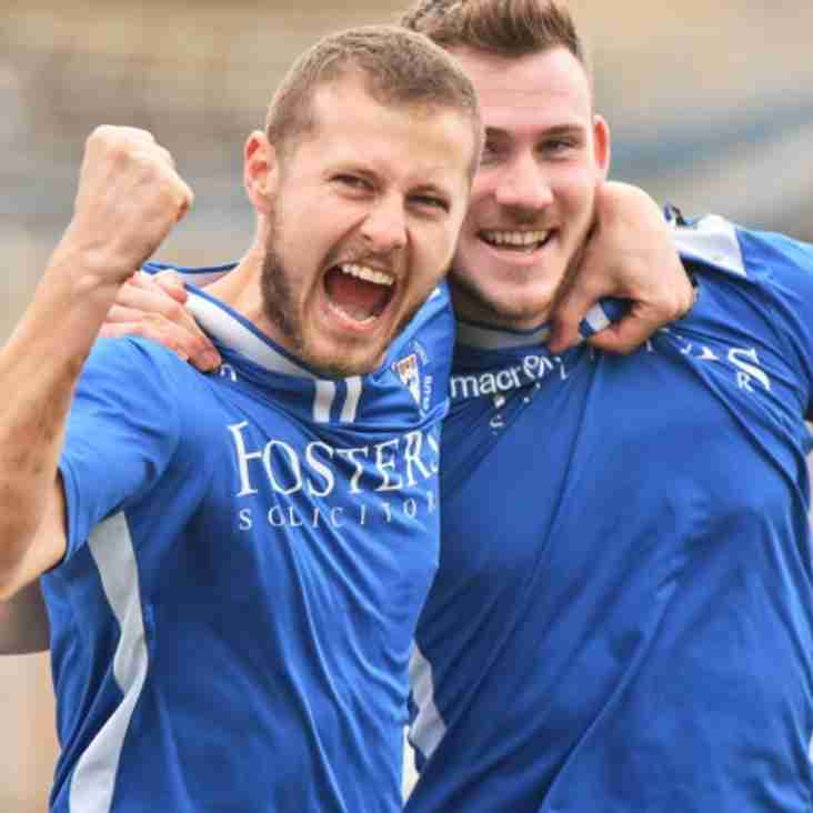 Rossi returns as Lowestoft complete two more signings
