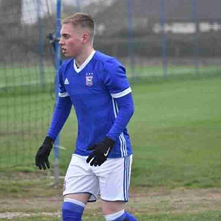 Ipswich winger McKendry comes in on loan