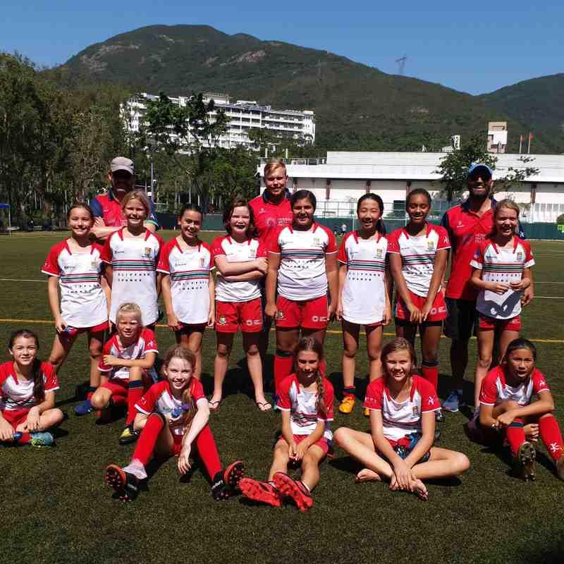 U12G Kim Lam Cup Round 1
