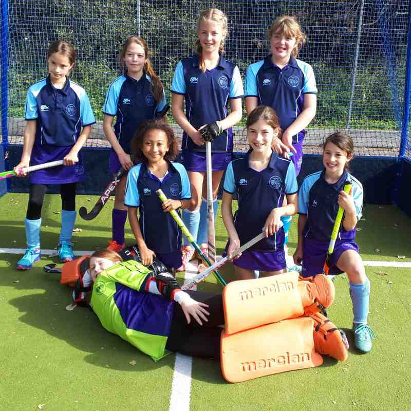 U12 Girls Festival Guildford 20-Sept-2018