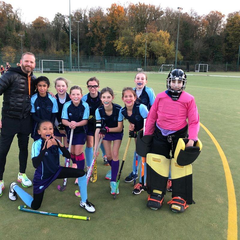 Woking Hockey Club vs. Guildford 2nd Team