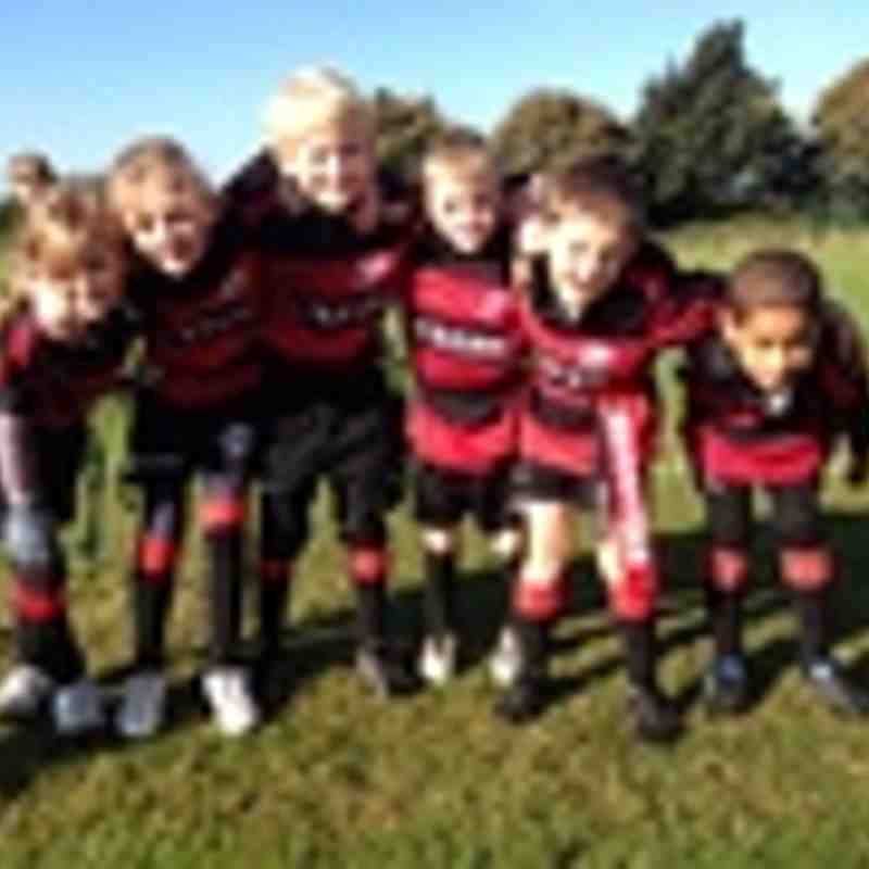 Mellish V Chesterfield 13.10.2012