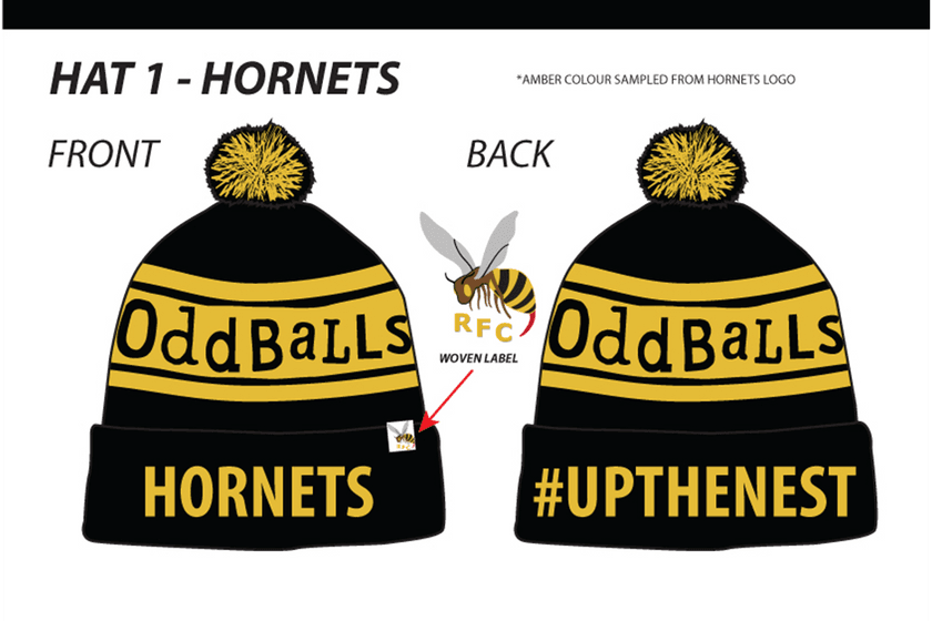 ***THEY HAVE ARRIVED***   Oddballs Bobble Hats