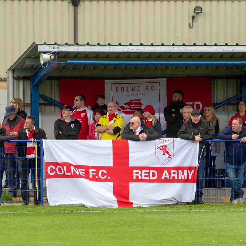Glossop North End 1 v Colne FC 4