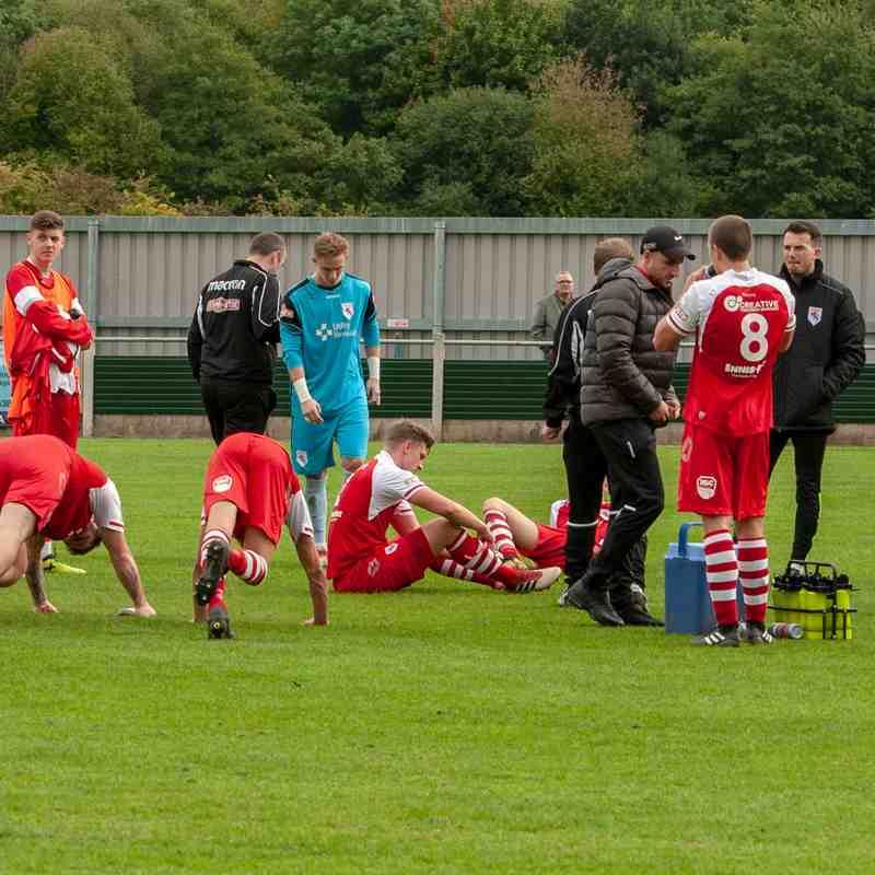 Runcorn Linnets FC 2 v Colne FC 0