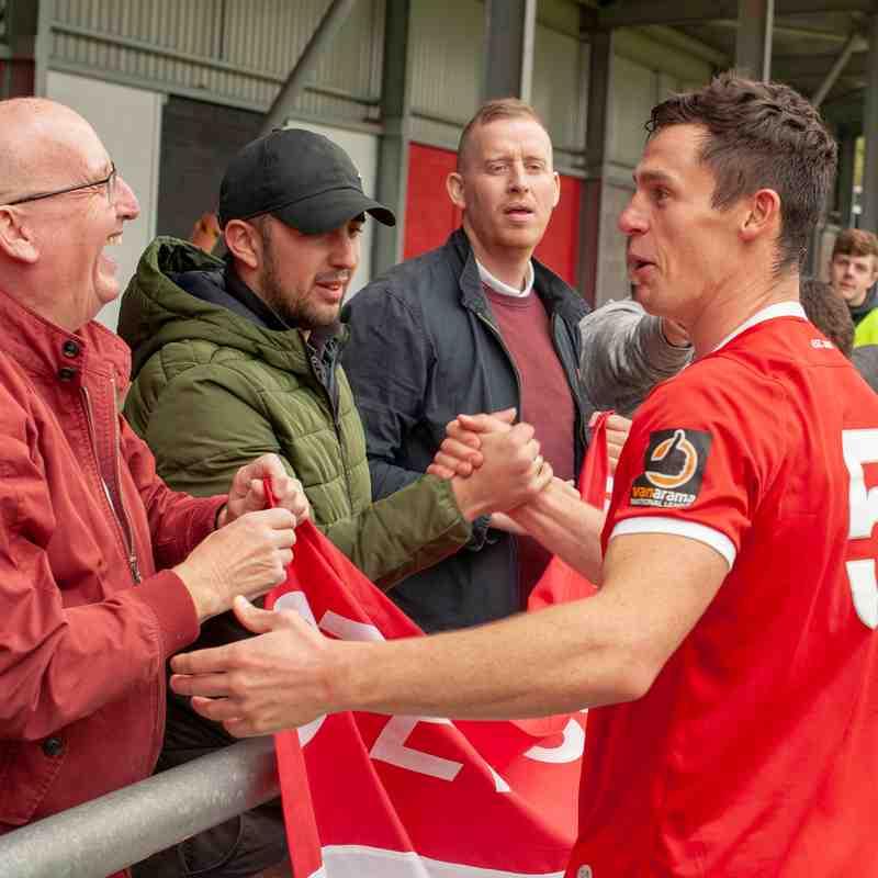 FCUM 2 v Colne FC 0 (FA Cup)
