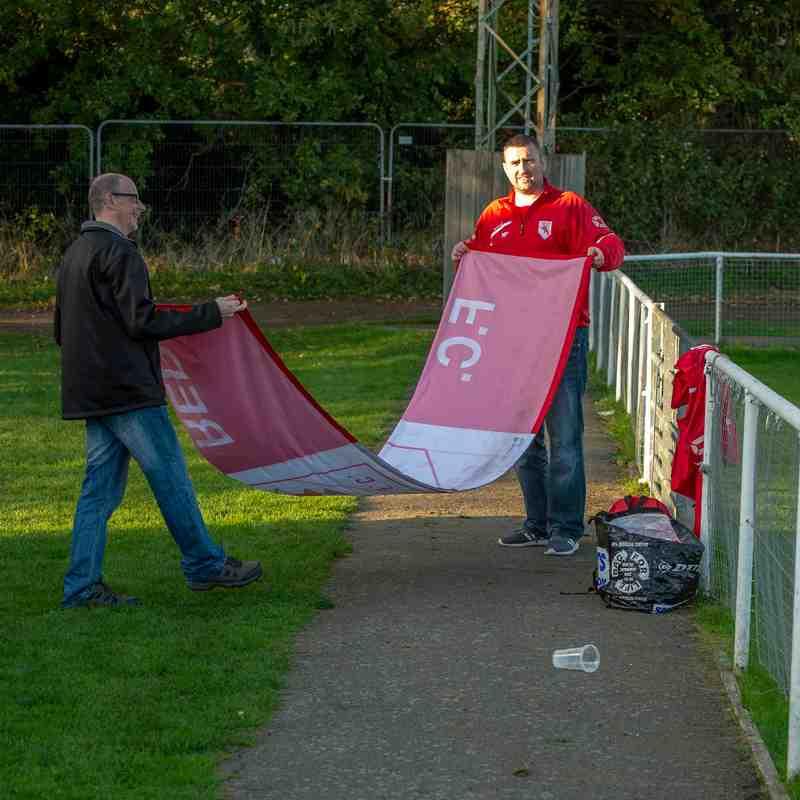 Market Drayton Town FC 0 v Colne FC 4