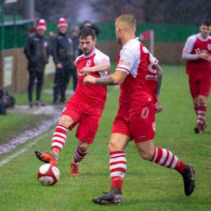 Colne v Glossop NE - Tuesday 1st Jan - 3pm kick off