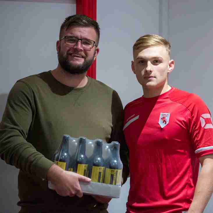 Alex - Player of the Month