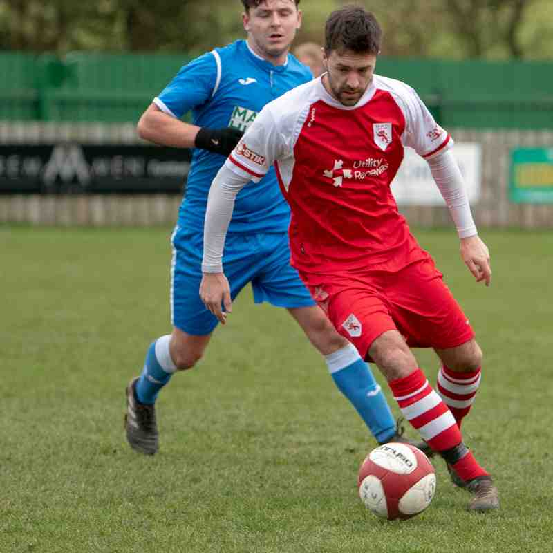 Colne FC 2 v Padiham FC 1 (friendly) by Matthew Riley
