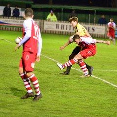 Colne FC 1 v Skelmersdale Utd 0