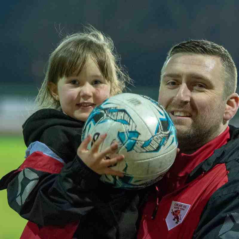 Colne FC 1 v Radcliffe Borough 0