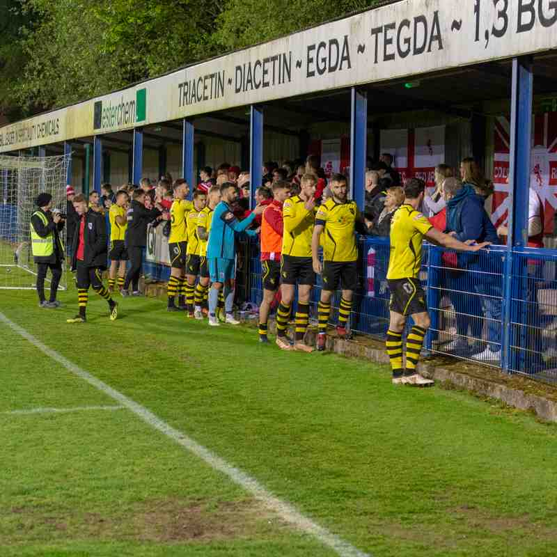 Leek V Colne the whole story of our win which was taken away