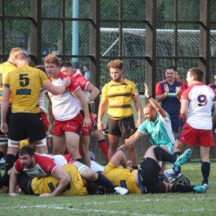 Herbert Smith Freehills HKU Sandy Bay 17 - 22 USRC Tigers
