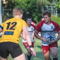 Borrelli Walsh USRC Tigers vs. Herbert Smith Freehills HKU Sandy Bay
