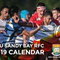 HOT! 2019 Sandy Bay Calendar