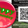 HK Sevens Tickets Distribution at Happy Wednesday