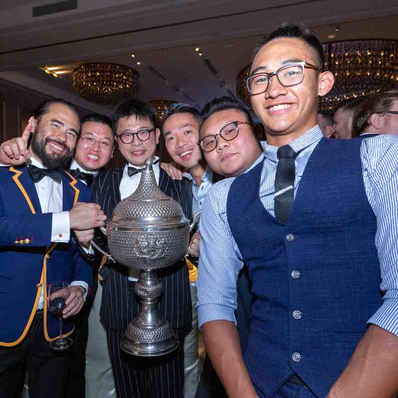 HKRU Awards Dinner 2019 (Photo courtesy of HKRU)