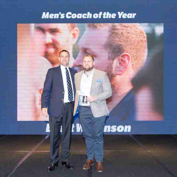 Brett Wilkinson | HKRU Men's Coach of the Year Award