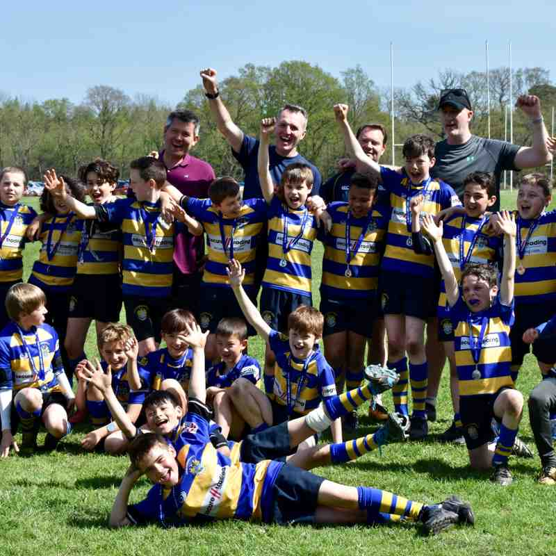 U11s at Kent Finals April 18