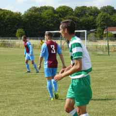 First XI vs Thame - 2015 / 16 Opening Weekend