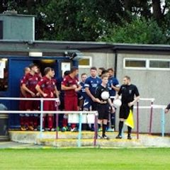 Milton United 1st Team v Hook Norton - Tue  2 Aug 2016