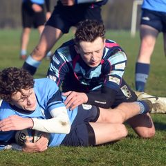 U16s vs Bedford Blues